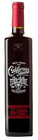 California Square Three Red Blend